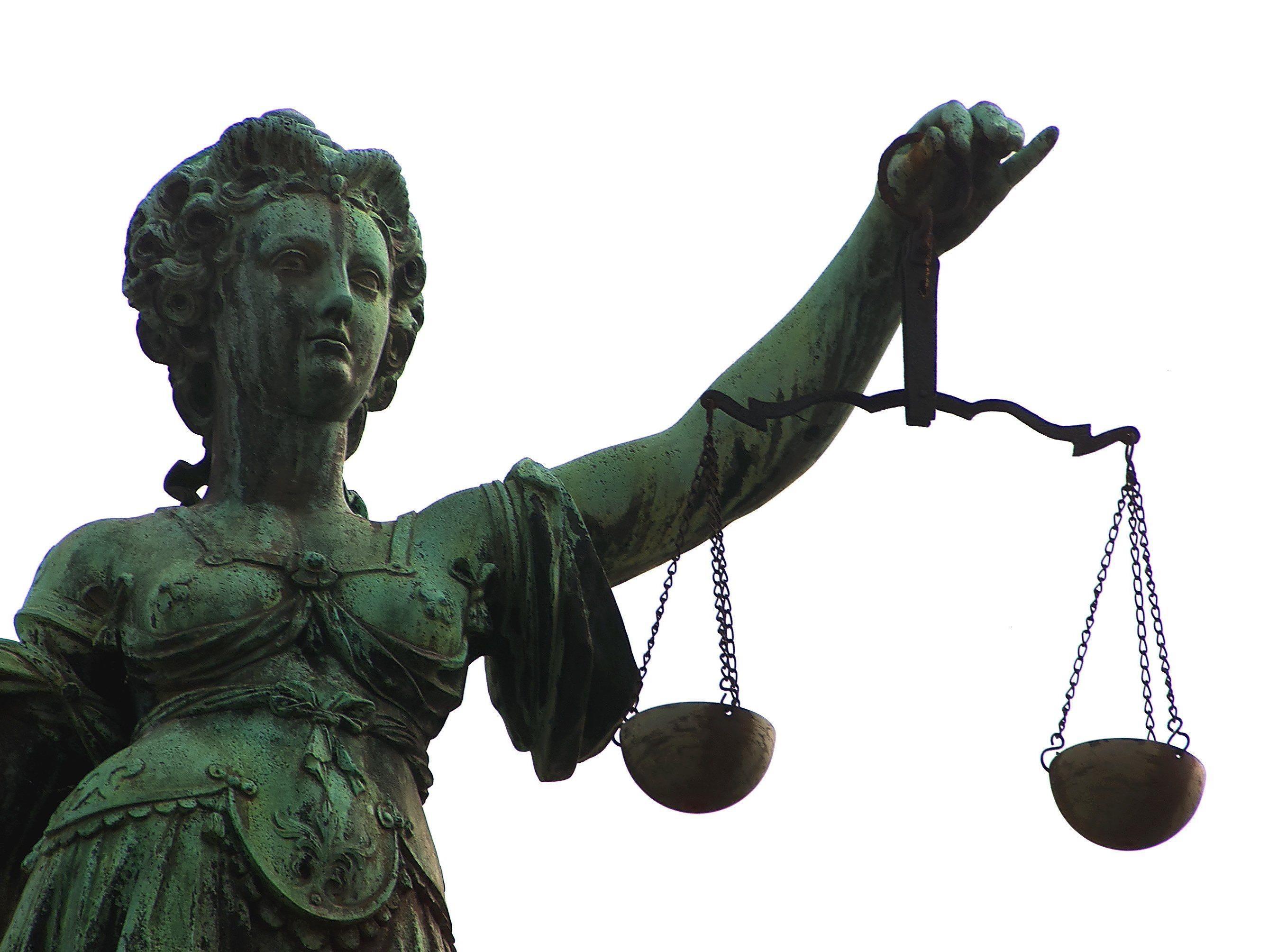 Die erfundene Geschichte der Frau konnte vor Gericht richtig gestellt werden.