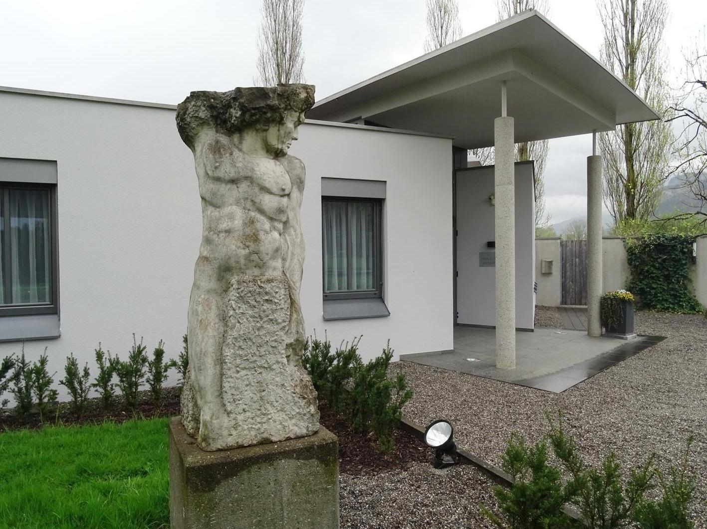Das Krematorium in Hohenems steht interessierten Besuchern nach Voranmeldung offen.