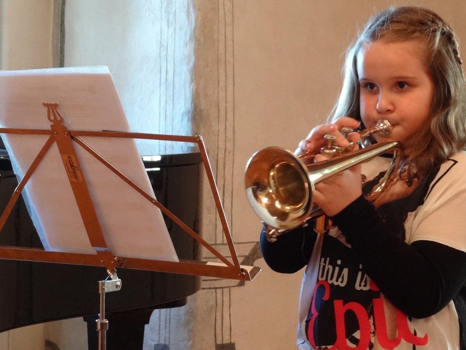 """Rankweil ist mit neun Musikschülerinnen und -schülern beim Bundeswettbewerb """"Prima la Musica"""" vertreten."""