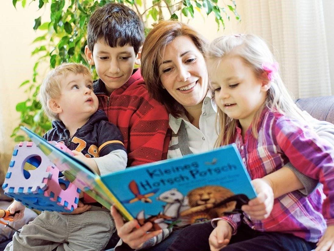 Am 9. Mai gibt es Gelegenheit alles über den Beruf als Tagesmutter zu erfahren.