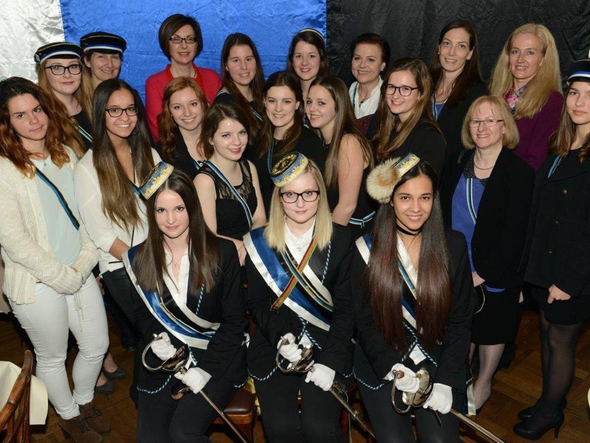 Die Damen der Bregancea richten die 27. Verbandstage aus.