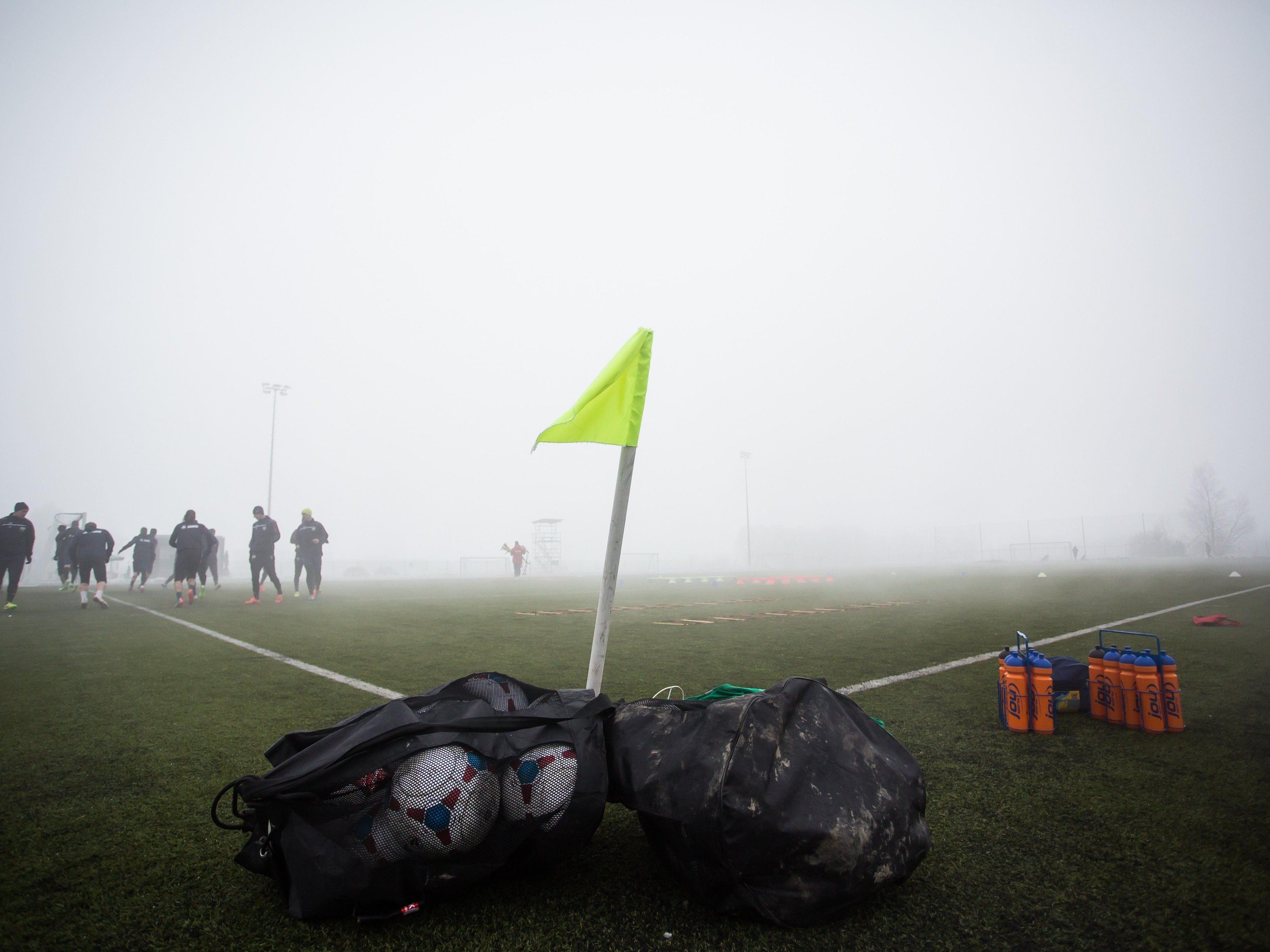 Bundesliga-Partie Altach gegen Wiener Neustadt fällt ins Wasser