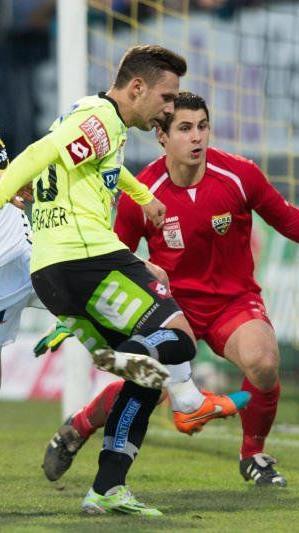Altach will dritten Platz verteidigen
