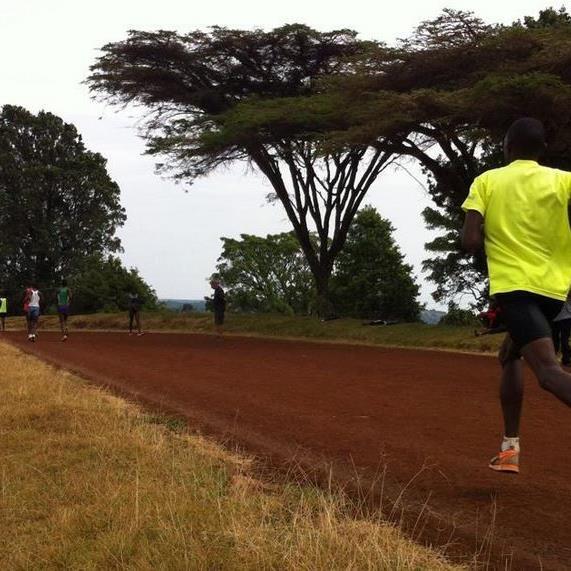 Die Wunderläufer in Kenia.