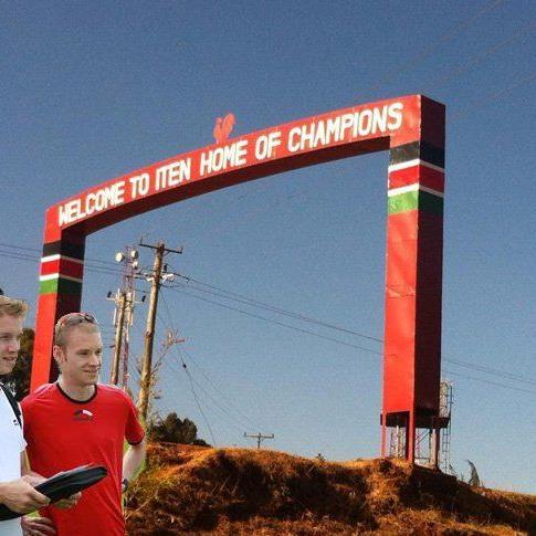 Johannes Riedmann und Dr. Thomas Summer waren in Kenia - im Camp der Champions.