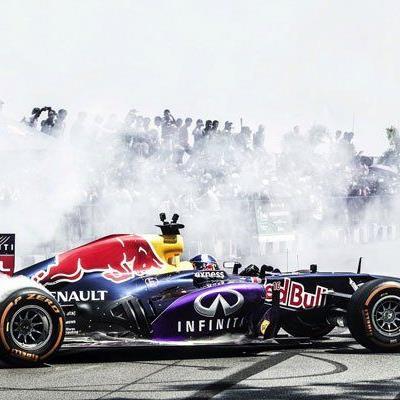 Formel 1-Fans kommen bei dem Event in Wien voll auf ihre Kosten.