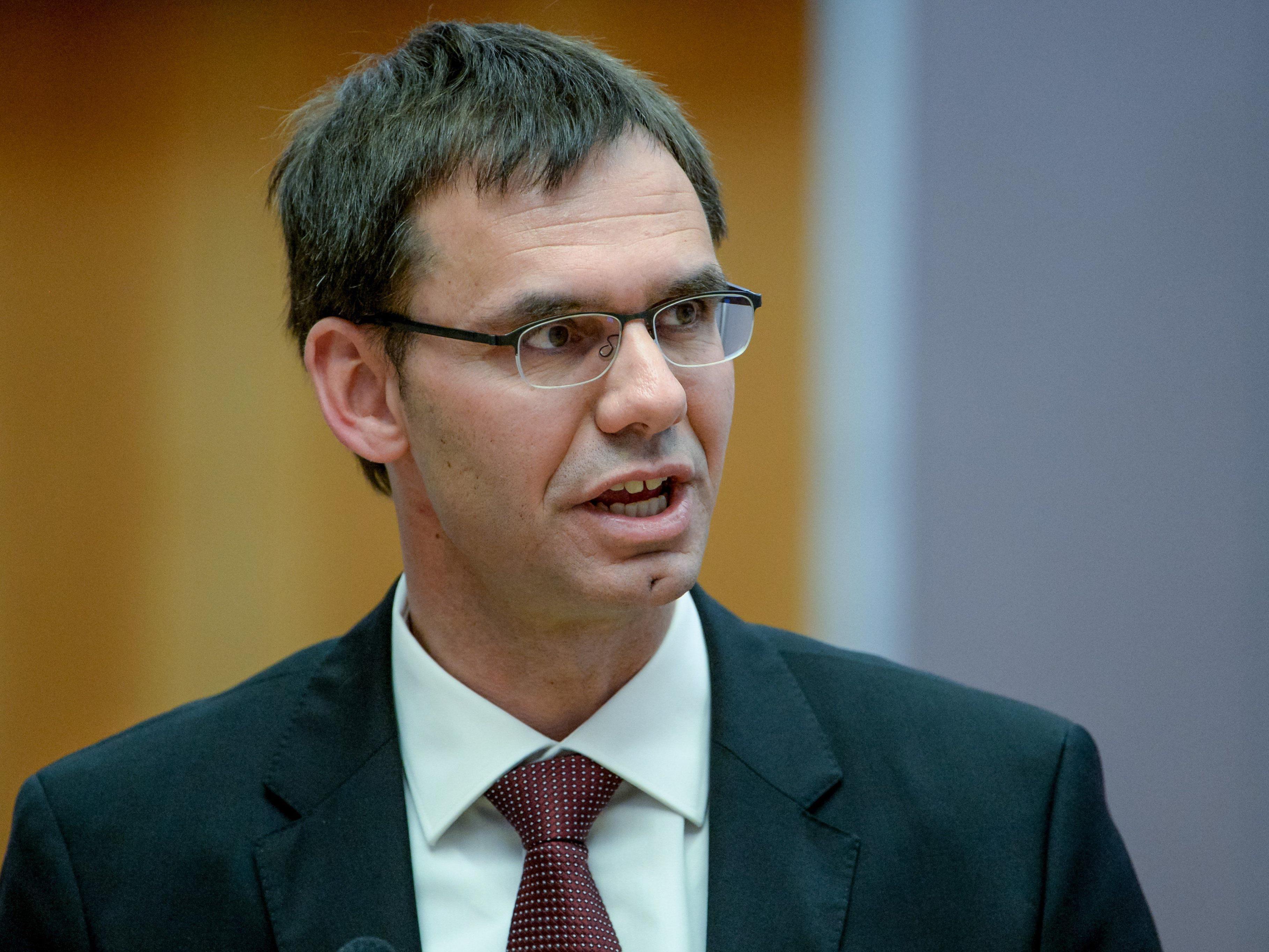 Landeshauptmann Wallner erwartet ein hartes Tauziehen zwischen Bund, Länder und Gemeinden.