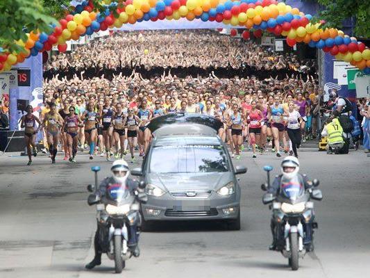 Heuer gibt es einen neuen Teilnehmerinnenrekord beim Frauenlauf.