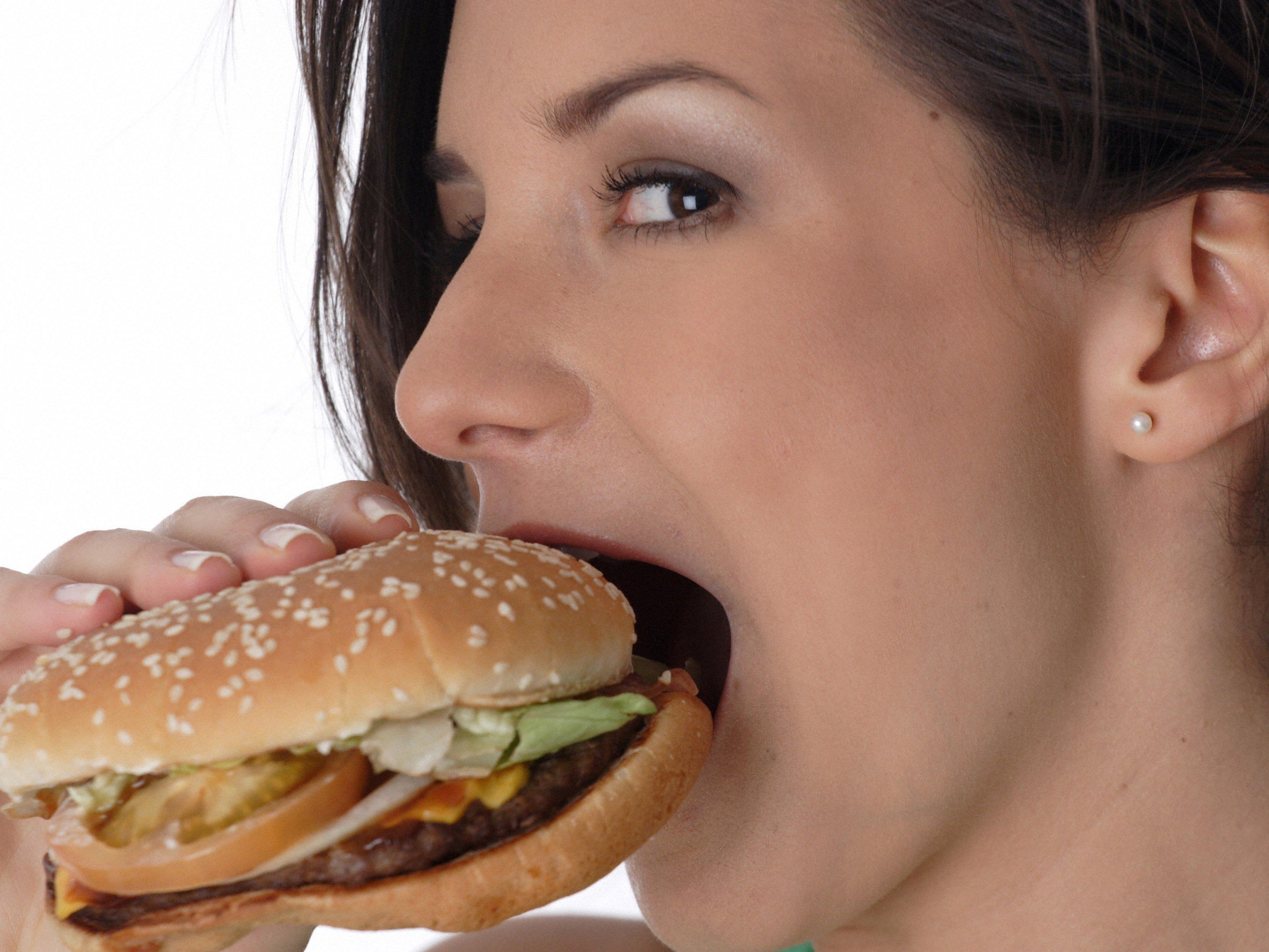 Die Dame in den USA hatte keinen Gusto auf den Burger. (Symbolbild)