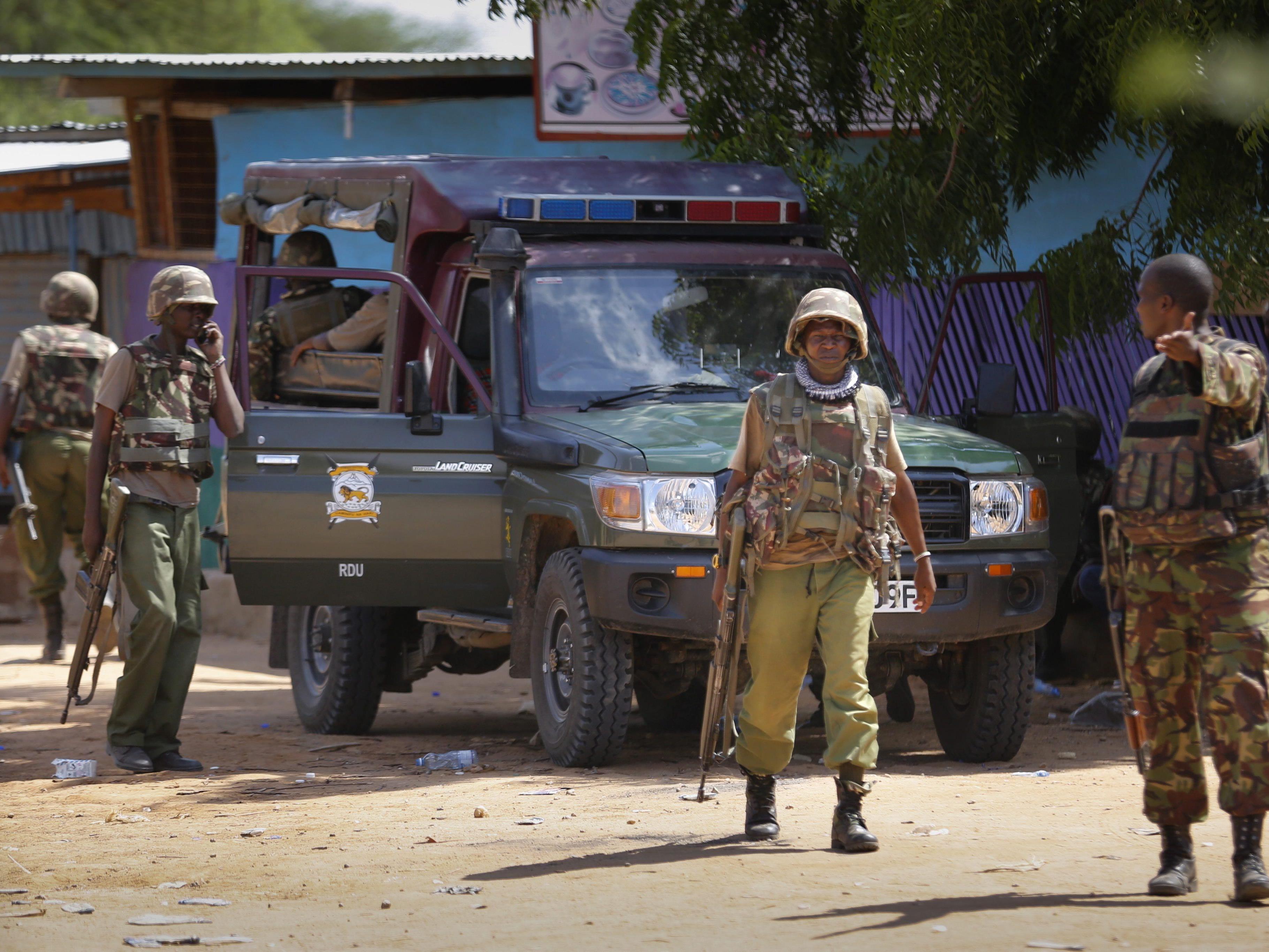 Tote bei Angriff auf Campus in Kenia - Vier Angreifer erschossen.
