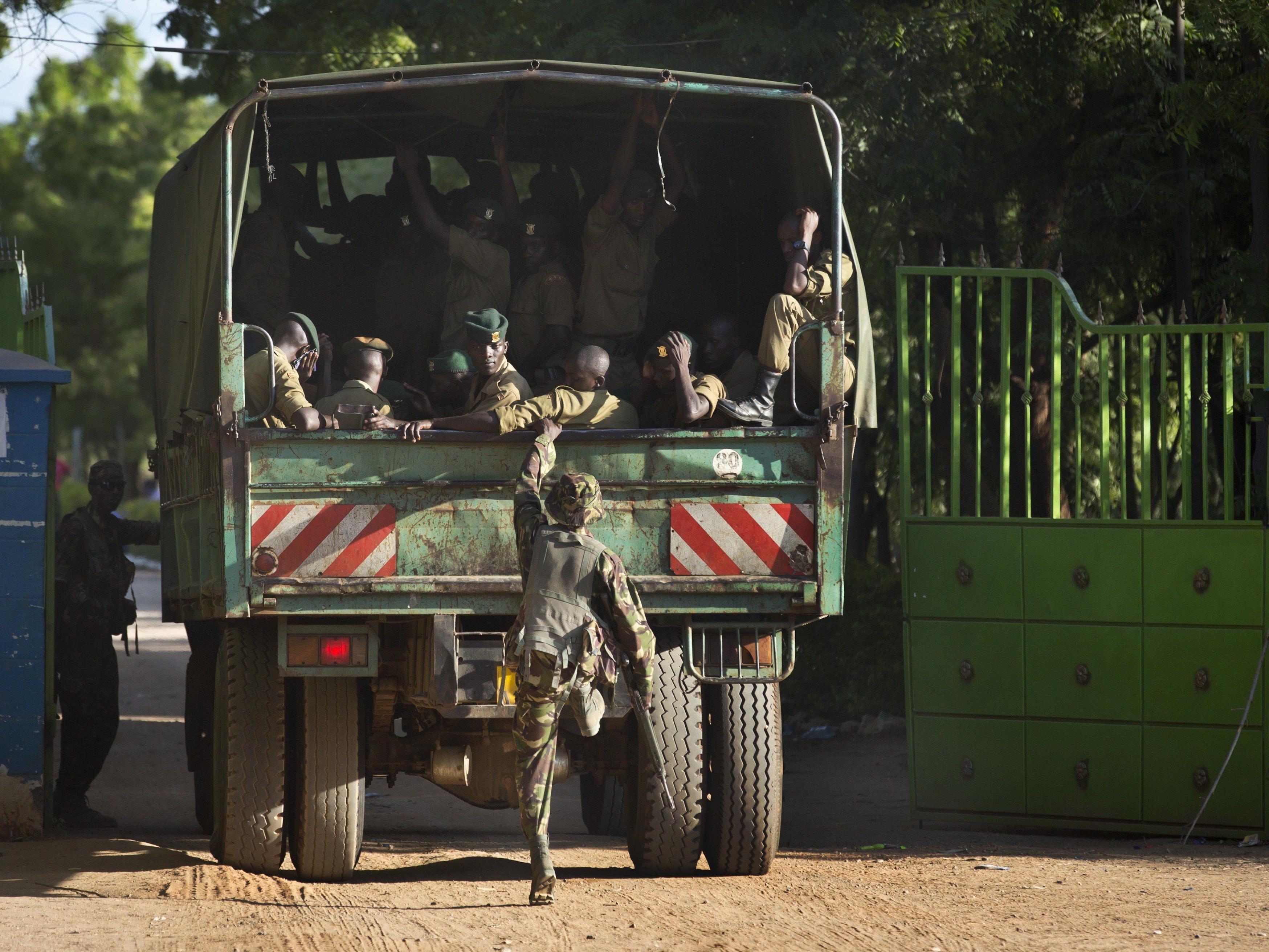 Festnahmen nach Massaker auf Unicampus in Garissa.