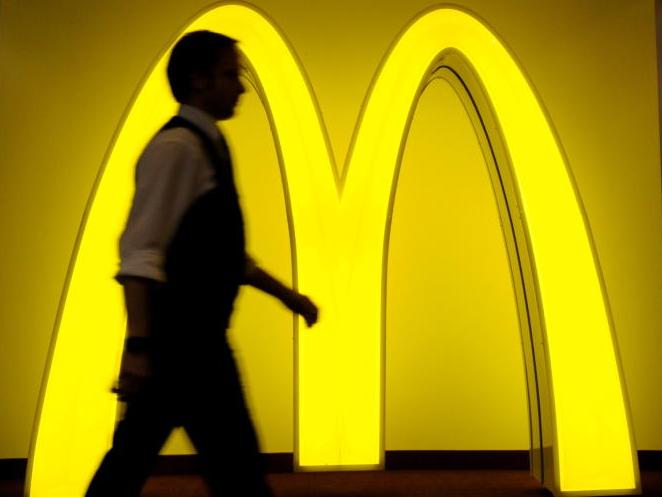 McDonald's wird 60