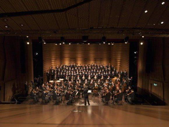 """Seit zweieinhalb Jahren gibt es den Konzertsaal """"MuTh""""."""