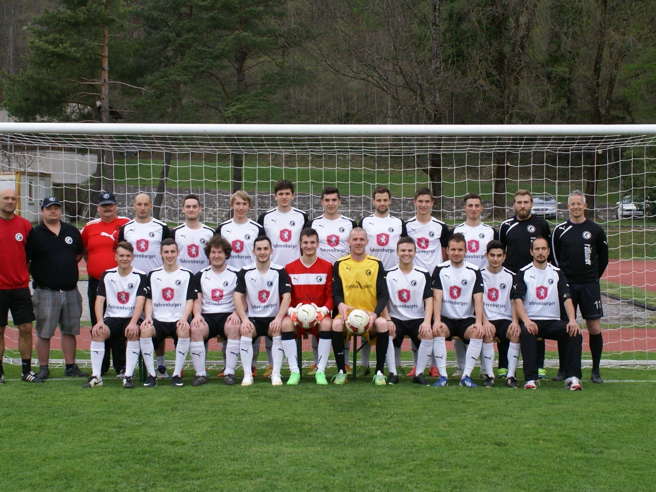 Die Rätianer siegten mit 0:6 gegen Mäder.