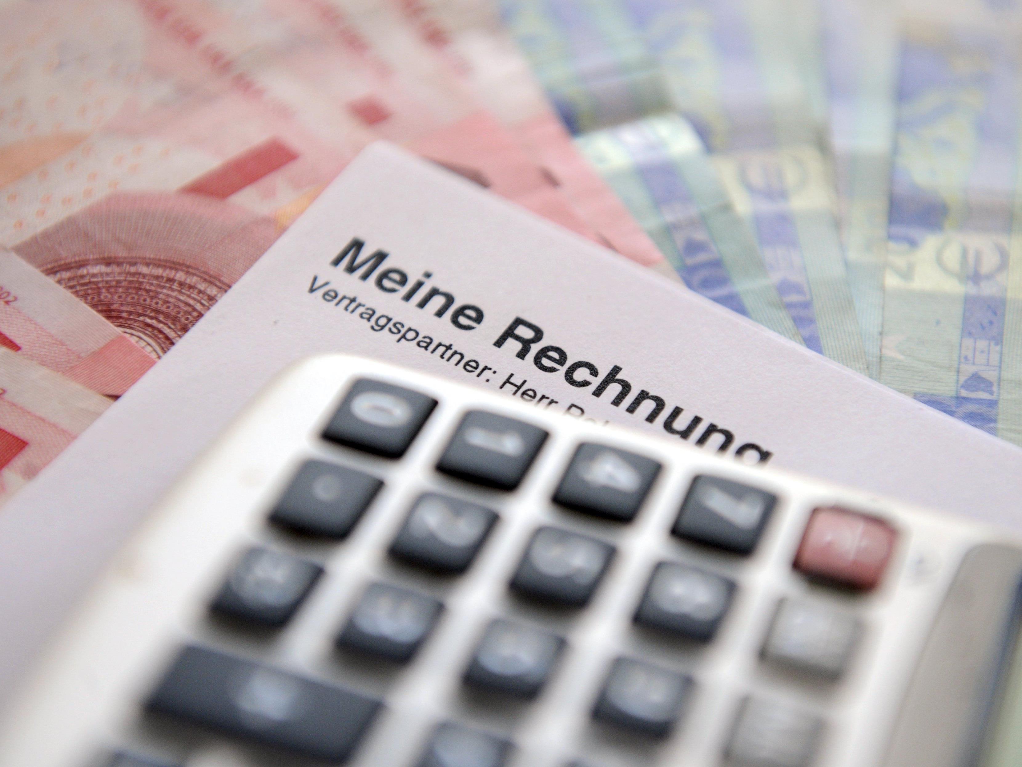 Horrende Handy-Rechnungen in Vorarlberg: Zahl der Anfragen nimmt stetig zu