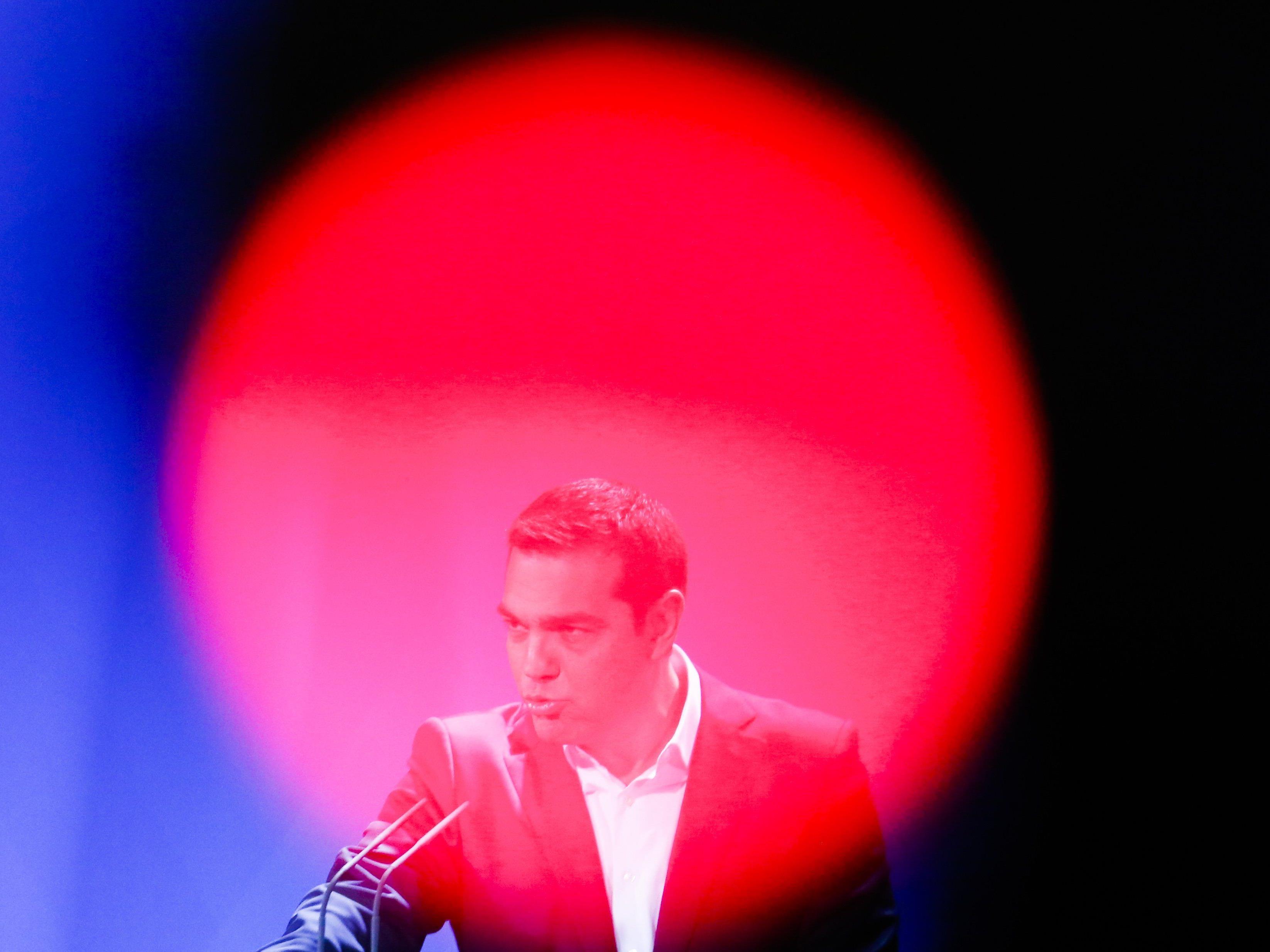 Kritik vor Moskau-Reise von griechischem Premier Tsipras
