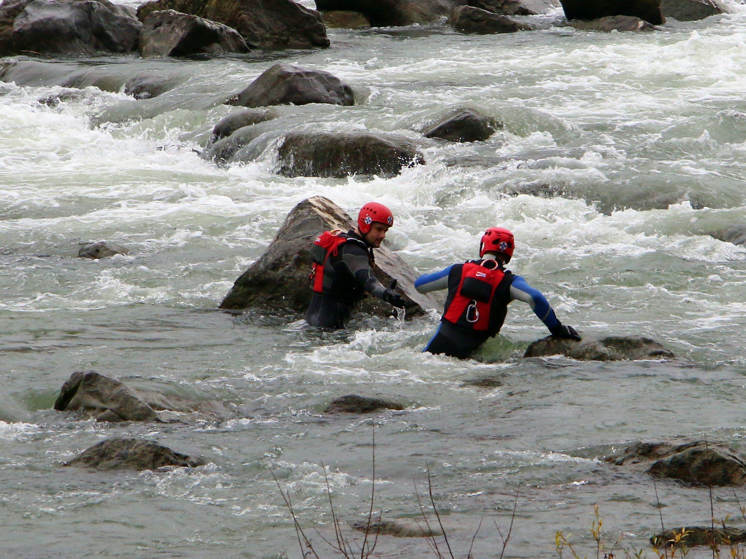 Im Mündungsgebiet der Bregenzer Ach wurde am Ostersonntag eine Wasserleiche entdeckt. (Symbolbild)