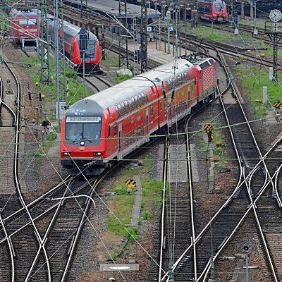 Fast uneingeschränkter Bahnverkehr wiederhergestellt