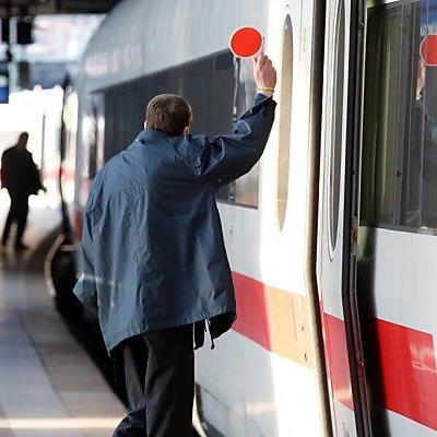 Die Deutsche Bahn soll wieder fahren