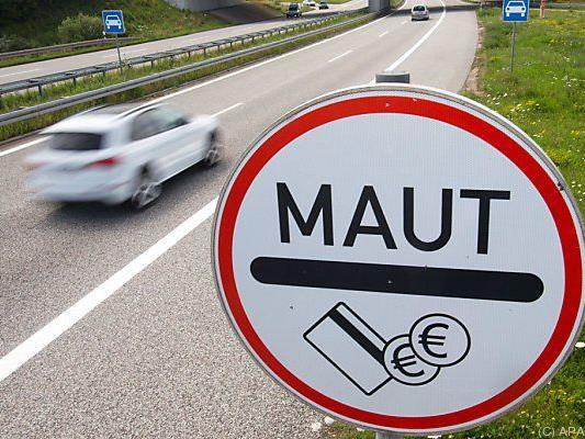 Nicht alle sind einverstanden mit der deutschen Pkw-Maut