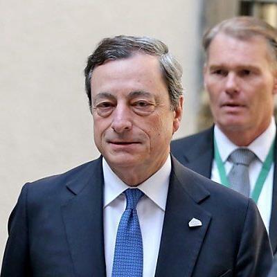 Draghis Pressekonferenz wird mit Spannung erwartet