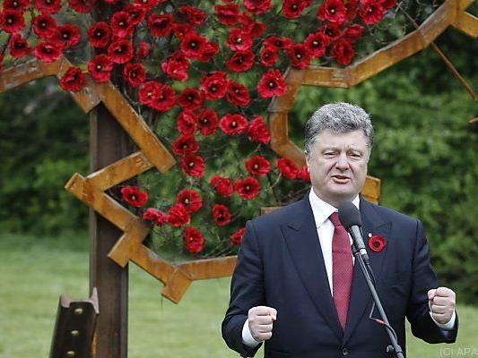 Poroschenkos Regierung braucht dringend Geld
