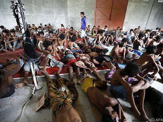 Myanmar will nichts mit muslimischen Rohingya zu tun haben