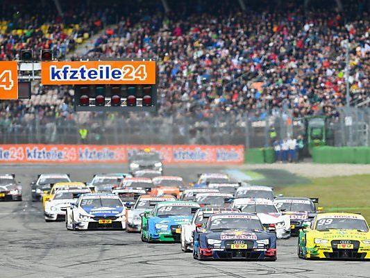 Es war ein spannendes Rennen auf dem Hockenheimring