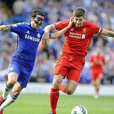 Kapitän Gerrard rettete Liverpool an der Stamford Bridge einen Punkt
