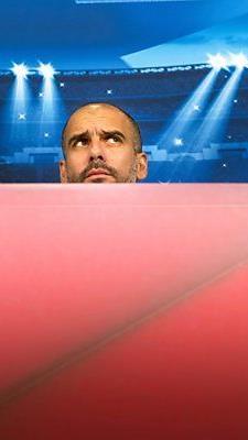 Bayern-Coach Guardiola vor einer kniffligen Aufgabe