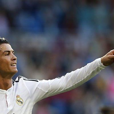 Cristiano Ronaldo ließ sich nicht lumpen - Schützenkönig mit 48 Toren