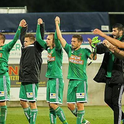 2:0-Sieg gegen Grödig