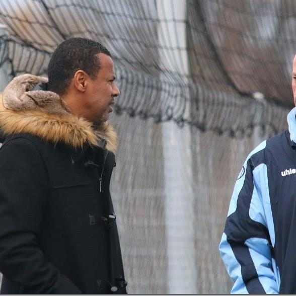 Lassad Chabbi und Walter Bitriol bilden das neue Austria Lustenau Trainergespann