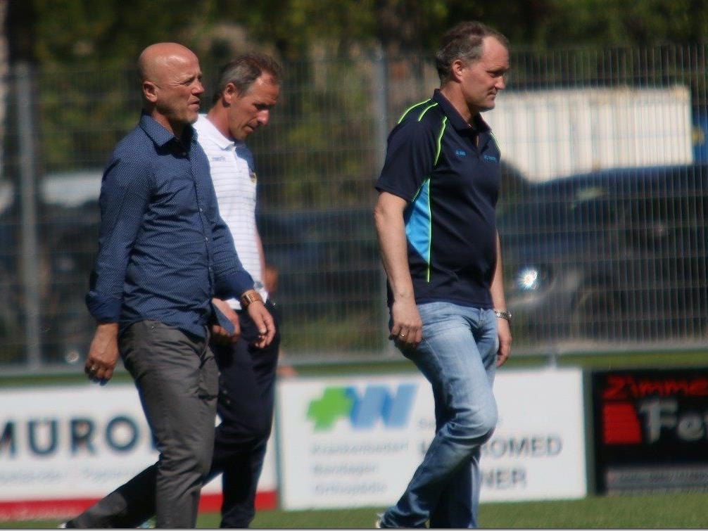 Große Abstiegssorgen hat FC Nenzing, Meiningen hat beruhigendes Polster