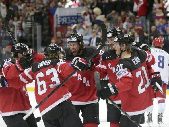Kanada krönte sich gegen Russland souverän zum Weltmeister.