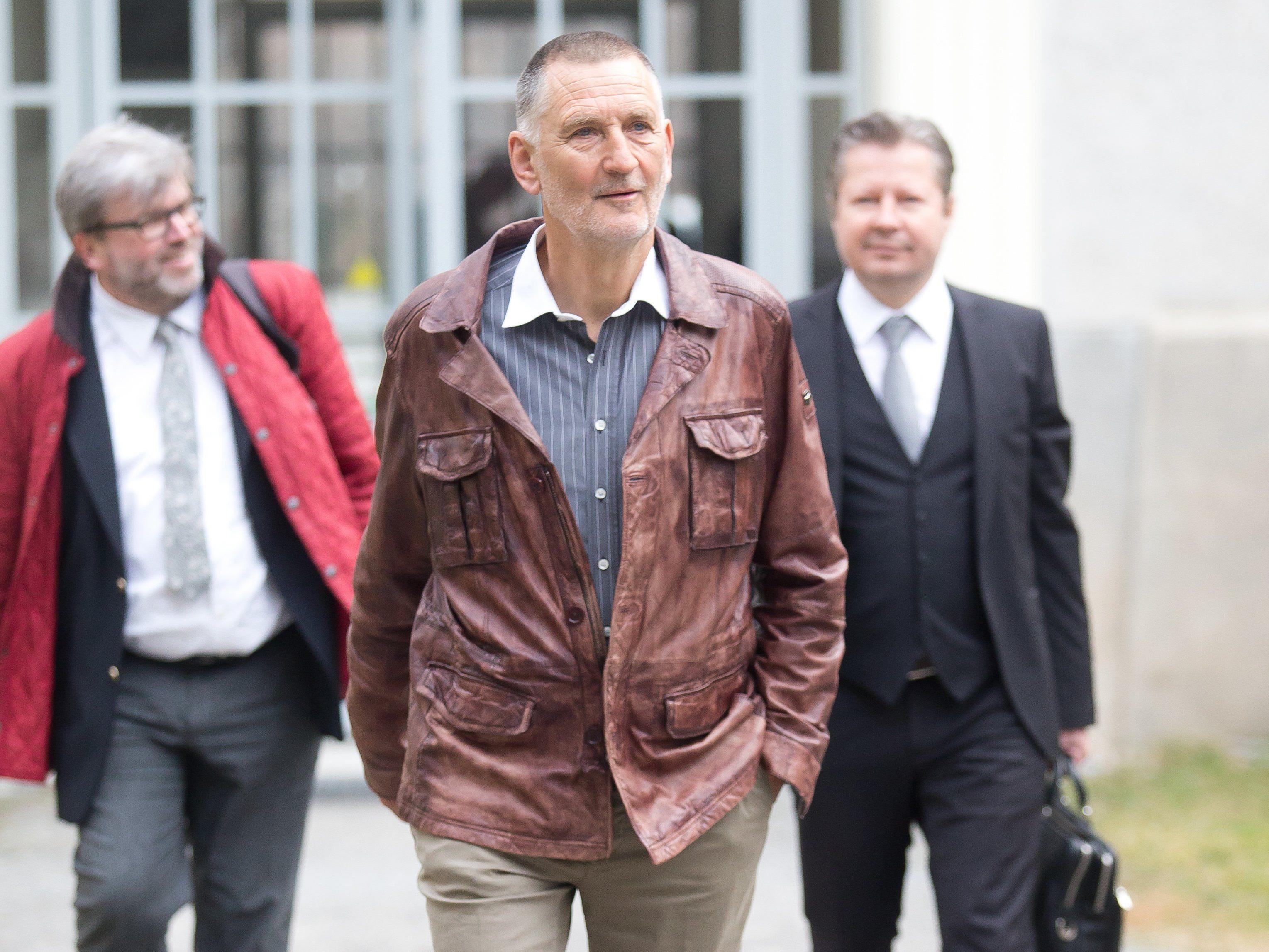 Edelbert Meusburger wurde zu einer Geldstrafe und drei Mio. Euro Wiedergutmachung verurteilt.