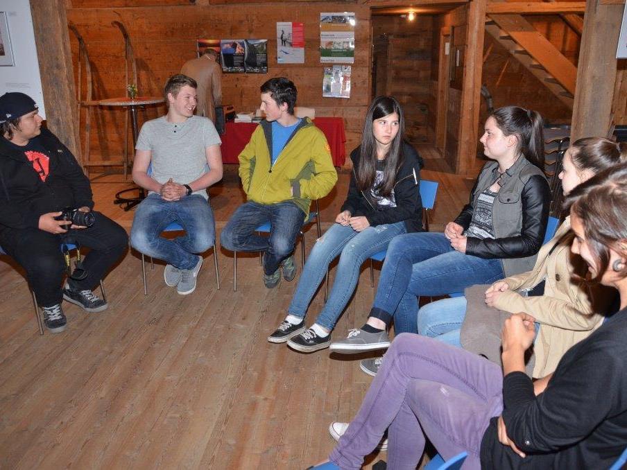 Workshop Jugendliche Museum