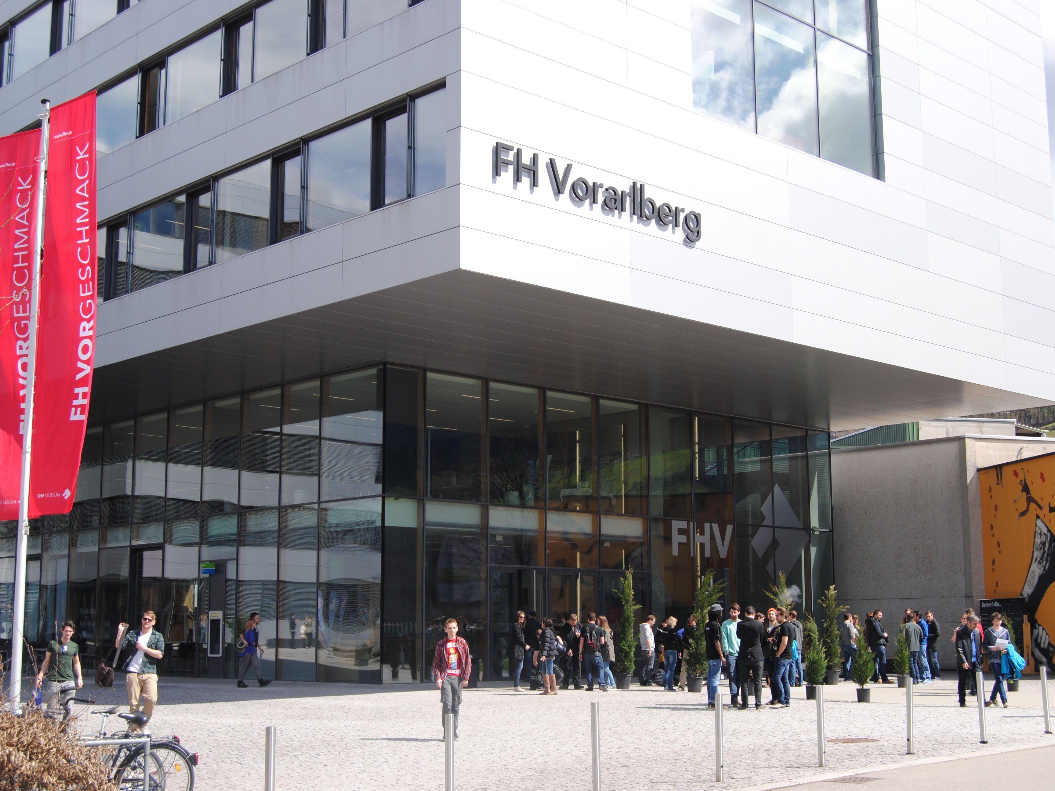 Top Bewertung für Fachhochschule Vorarlberg