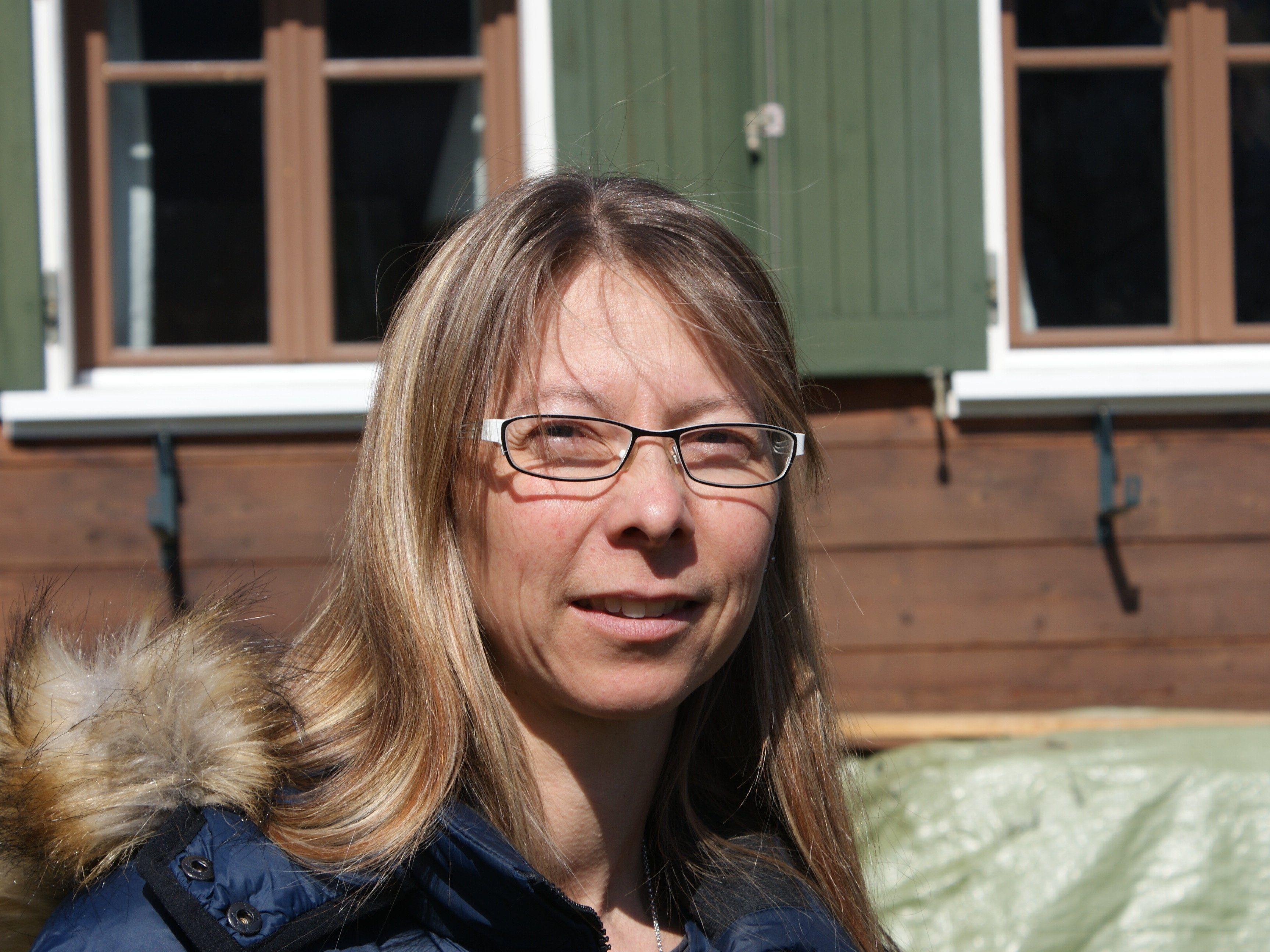 Andrea Gökler-Schwarz ist die neue Leitung der Frau Holle Babysittervermittlung des Familienverbandes im Außermontafon.