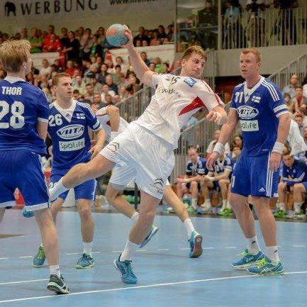 Fabian Posch & Co. erfüllten in Bregenz die Pflichtaufgabe gegen Finnland.