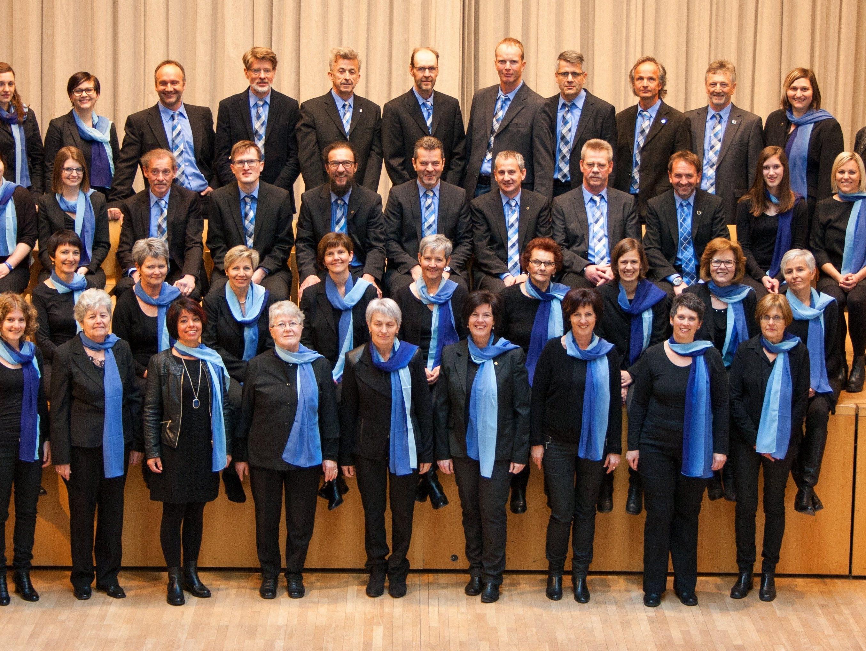 Die Chorgemeinschaft Hittisau lädt zum Jubiläumskonzert.