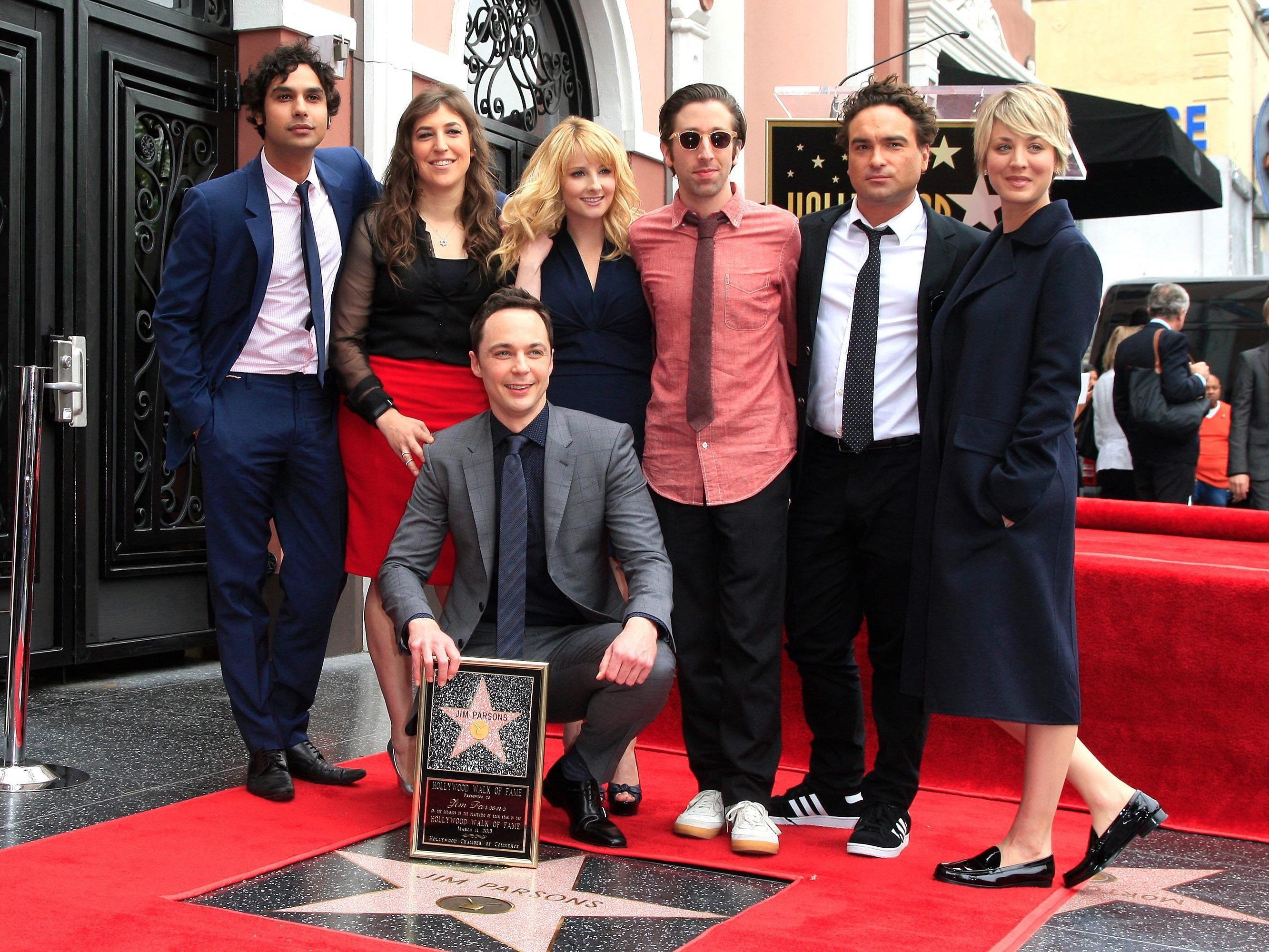 Big Bang Theory-Stiftung: Zunächst werden 20 Studenten gefördert.