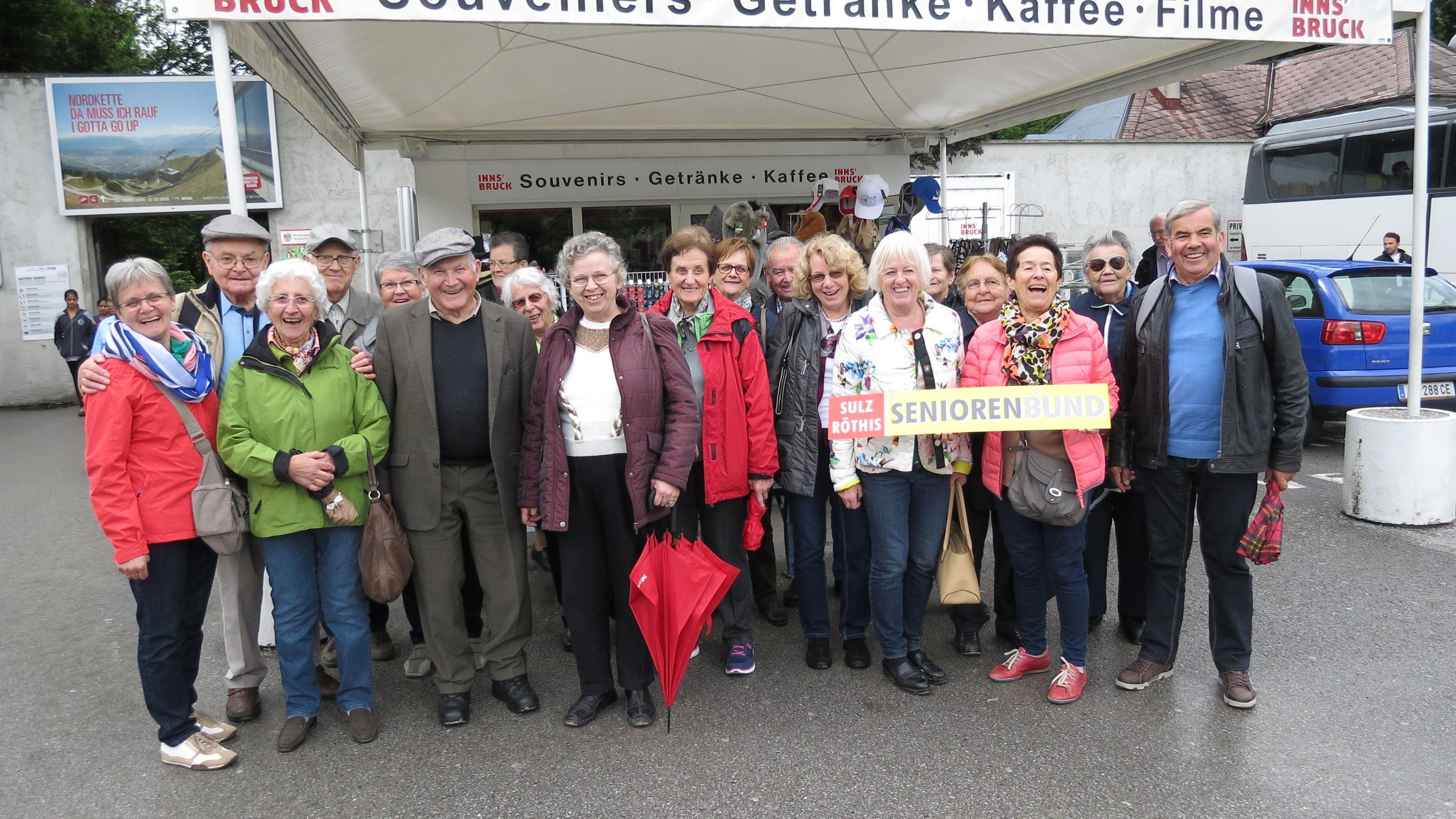 Ausflug zur Hungerburg - Gemeinde -- VOL.AT