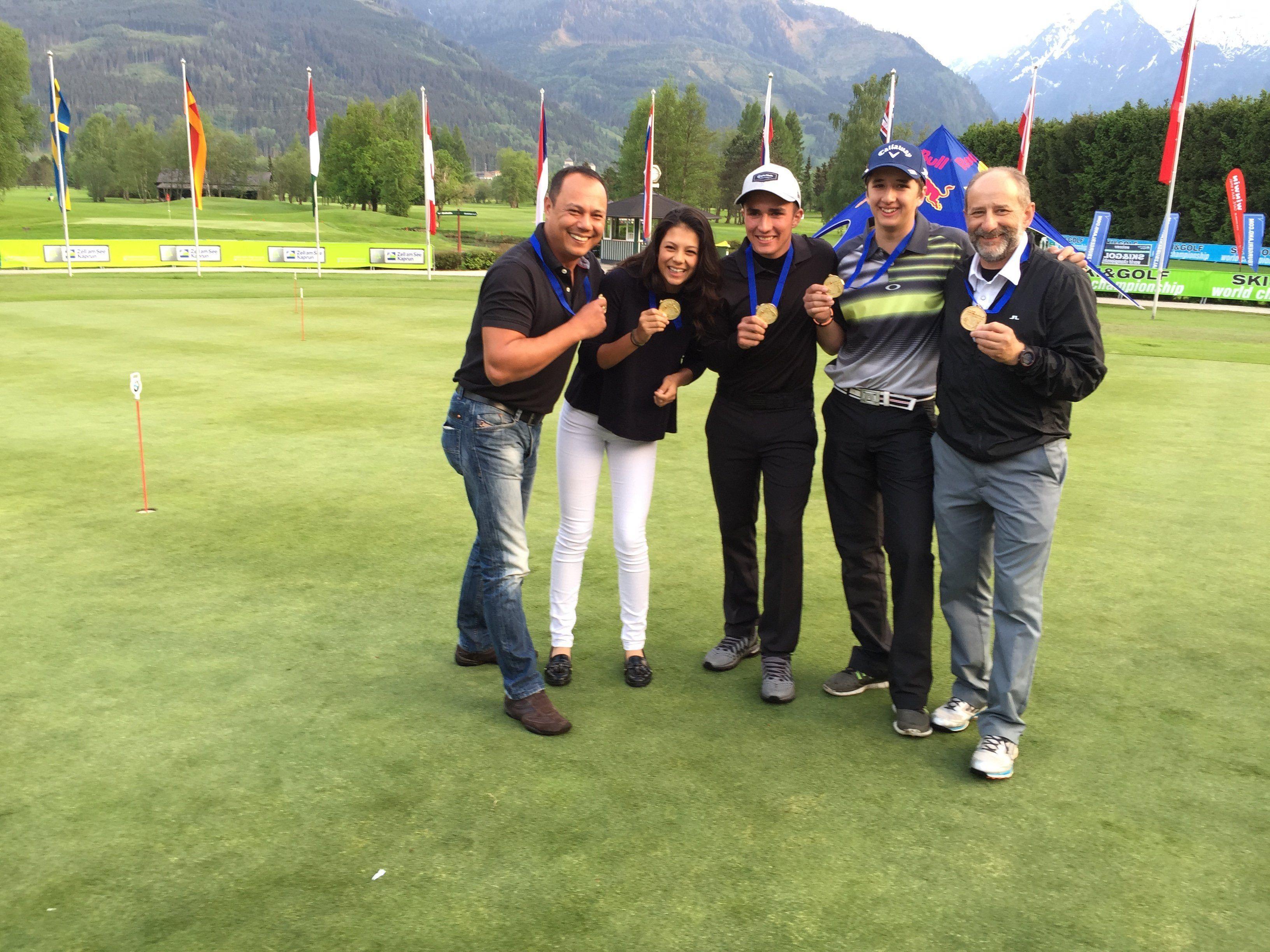 Ski-Golf-WM 2015