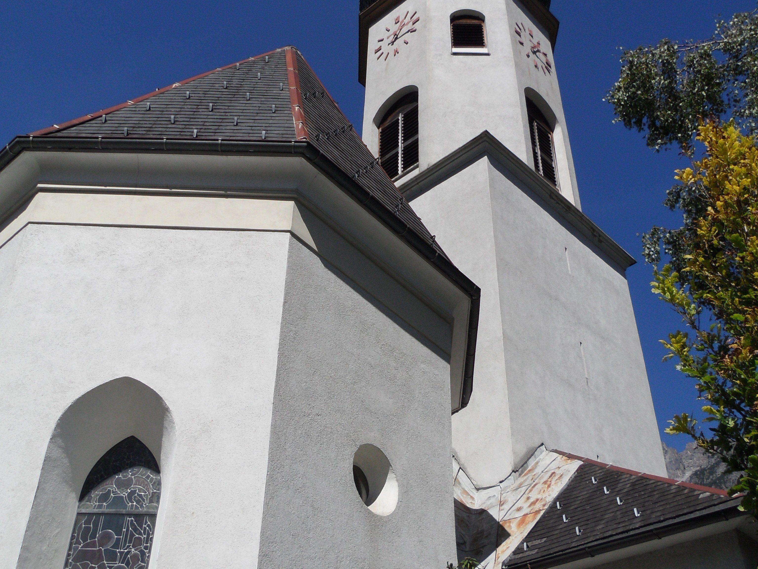 Pfarrkirche Braz