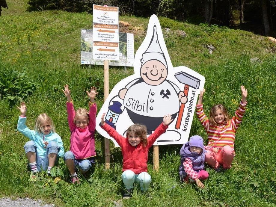 Für Kinder und auch für  Erwachsene ist das Knappenclub-Kinderfest immer sehr erlebnisreich.