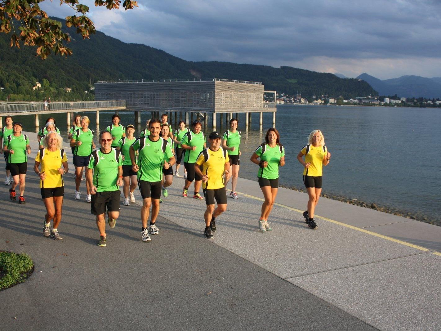 Das Team des LaufTreff Leiblachtal als Veranstalter freut sich auf insgesamt 109 Läufer und lädt alle Interessierten herzlich ein, als Zuschauer bei diesem Event dabei zu sein.