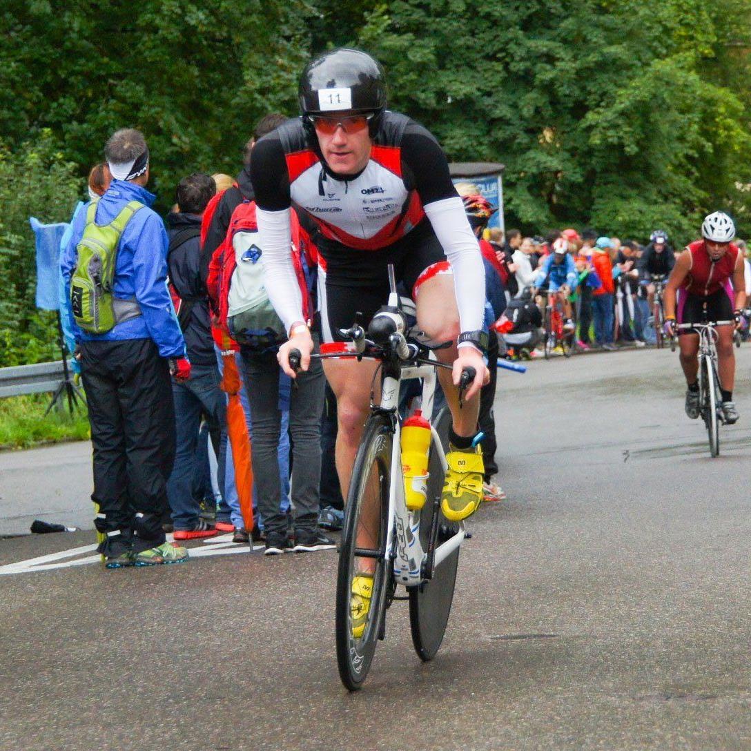 Martin Bader gewann in Rheinfelden