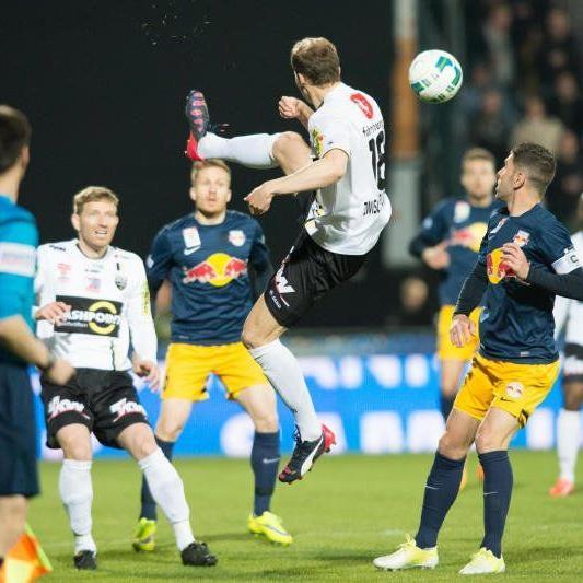 Altach muss sich gegen Meister Salzburg beweise
