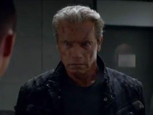 """Terminator Genisys"" ab 9. Juli im Kino."